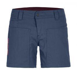 Dámské kraťasy Ortovox Engadin Shorts W Velikost: M / Barva: modrá