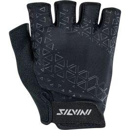 Pánské cyklo rukavice Silvini Orso MA1639 Velikost rukavic: M / Barva: černá
