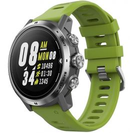 Hodinky Coros Apex Pro Premium Multisport GPS Barva: stříbrná/zelená