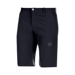 Pánské kraťasy Mammut Runbold Shorts Men Velikost: M (46)/ Barva: černá