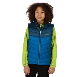 Dětská vesta Regatta Junior Freezeway II B/W Velikost: 164 / Barva: modrá