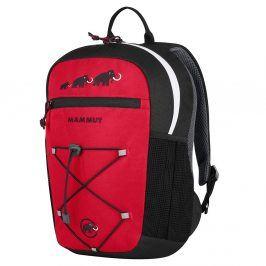Dětský batoh Mammut First Zip 8 l Barva: červená/černá