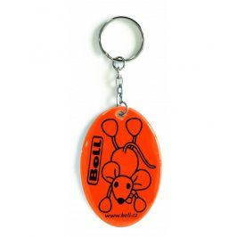 Přívěšek Boll Reflective Pendant 2 Barva: oranžová