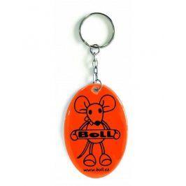Přívěšek Boll Reflective Pendant 4 Barva: oranžová