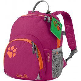 Dětský batoh Jack Wolfskin Buttercup 4,5 Barva: růžová