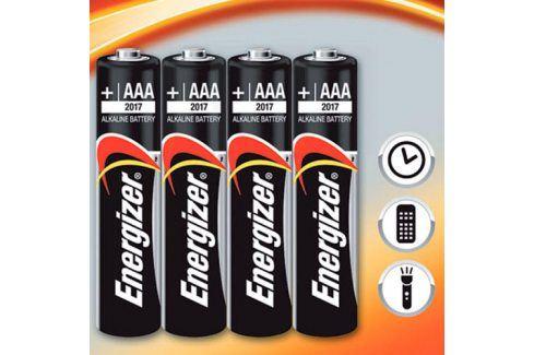 ENERGIZER alkalická baterie Energizer LR03 Mikrotužka AAA BL4 Čelovky