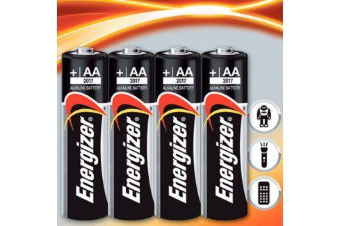 ENERGIZER alkalická baterie Energizer LR6 Tužka AA BL4 Čelovky