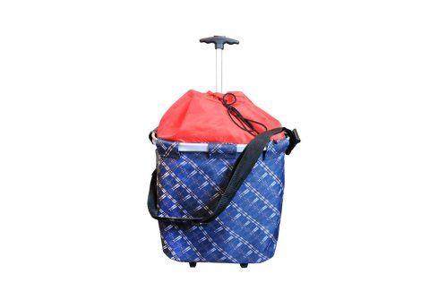 Nákupní taška na kolečkách, madlo Nákupní tašky a košíky