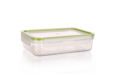 BANQUET Dóza na potraviny SUPER CLICK 1,1 L zelená Dózy na potraviny
