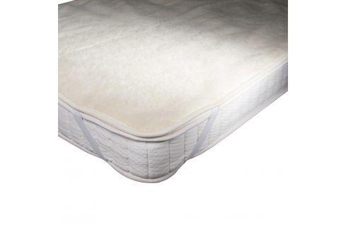Ovčí věci Podložka na matraci Merino 90 x 200 cm Chrániče na matrace