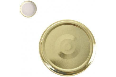 ORION Víčka na zavařovací sklenice 6,6 cm 10 ks Dózy na potraviny