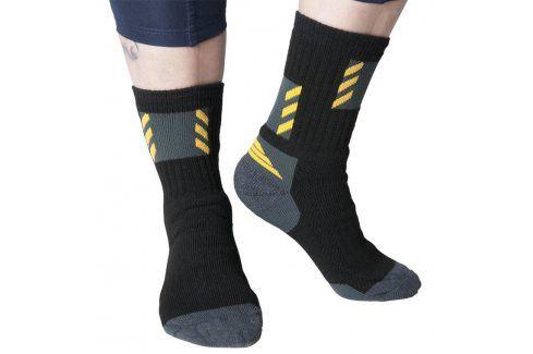Pracovní ponožky THERMO froté 3 páry vel. 40 - 43 Dámské ponožky