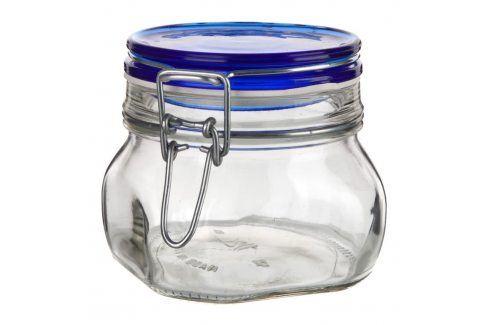 BANQUET Dóza Fido 0,5l, Blue Dózy na potraviny