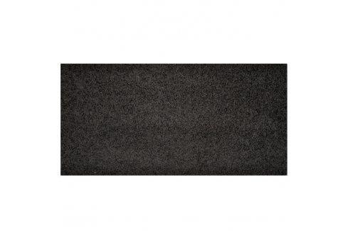 Vopi Koberec SHAGGY antracitový 60 x 110 cm Koberce a koberečky