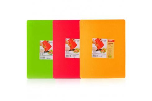 BANQUET Prkénko krájecí plastové 37x29,4x0,23 cm Culinaria Plastia Colore Prkénka a krájecí desky