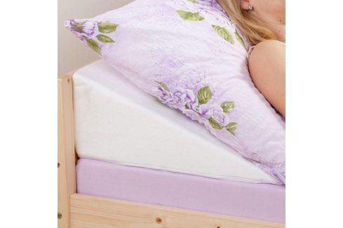 Klínový podhlavník do postele Polštáře