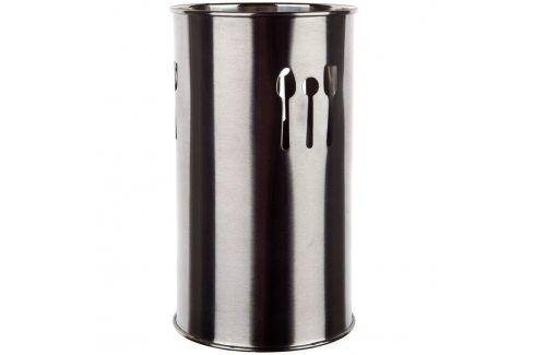 BANQUET Nerezový stojan na kuchyňské nářadí, výška18,5cm Vykrajovátka
