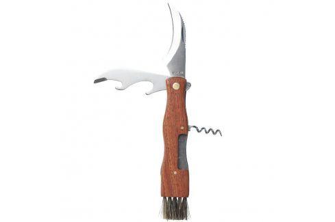 Orion Houbařský nožík s otvírákem Doplňky pro kempování