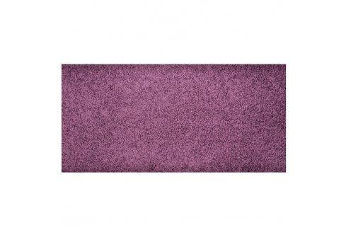 Vopi Kusový koberec SHAGGY fialový 60 x 110 cm Koberce a koberečky