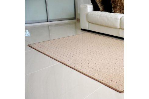 Vopi Koberec Udinese béžový 60 x 110 cm Koberce a koberečky