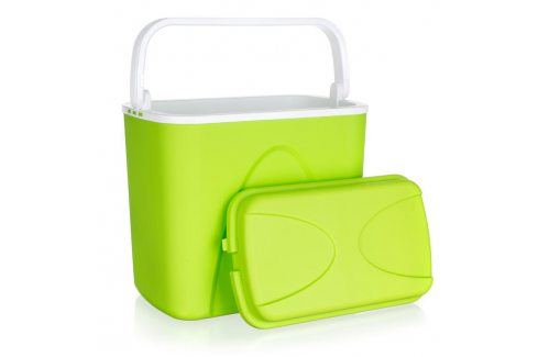 BANQUET Chladící box 24 l světle zelený Kempingové potřeby