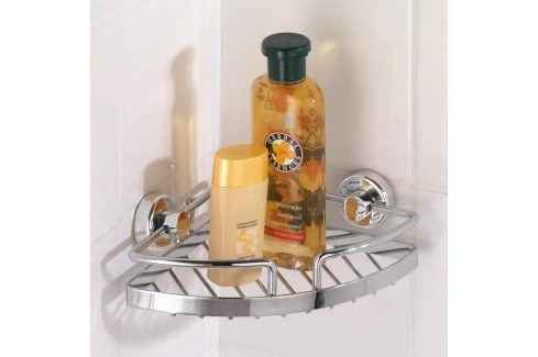 Rohová police do koupelny Powerlock Dávkovače mýdla