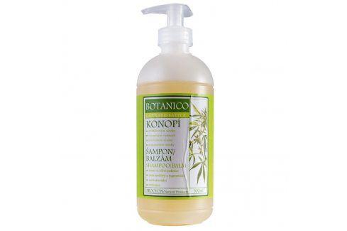 Přírodní šampón a kondicionér 2v1 z konopí Kosmetika a zdraví