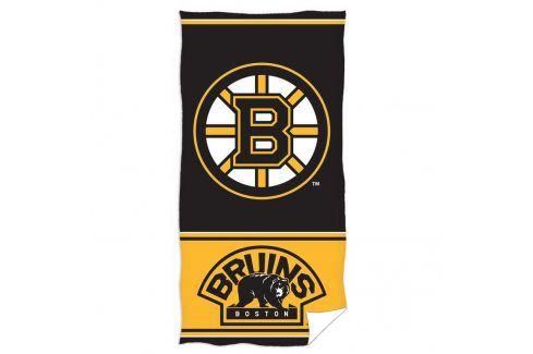 Osuška NHL Boston Bruins 70 x 140 cm Ručníky