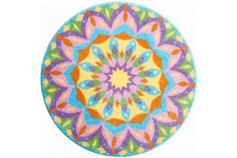 Vopi Koberec s protiskluzovou úpravou Mandala ZROZENÍ 80 cm Koberce a koberečky