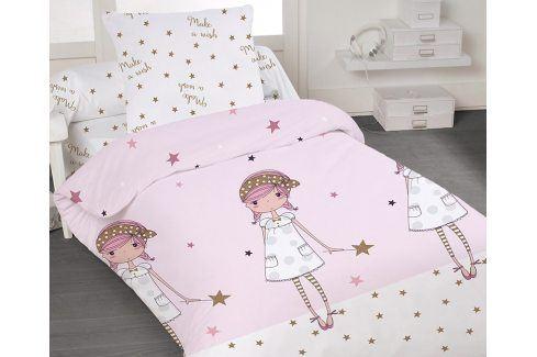 Povlečení Make a Wish 220x200 dvojlůžko - standard bavlna Dětské povlečení