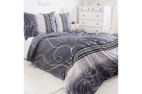 Povlečení Silver 140x200 jednolůžko - standard bavlna Povlečení z hladké bavlny