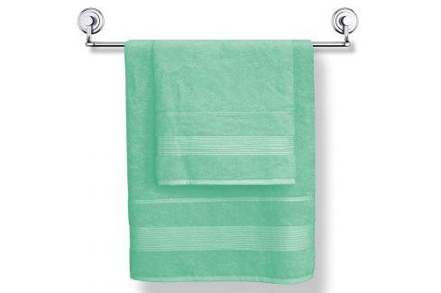 Bambusový ručník Moreno mátový 50x90 cm Ručník Ručníky