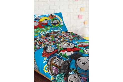 Dětské povlečení Thomas 140x200 jednolůžko - standard bavlna Dětské povlečení