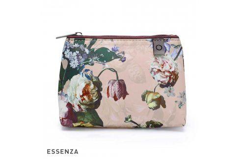 Taštička Essenza Julie růžová kosmetická taštička růžová Doplňky