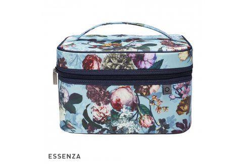Kosmetický kufřík Essenza Kate modrý kosmetická taštička modrá Doplňky