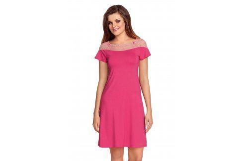 Dámská noční košilka Laurencja  růžová Akce týdne