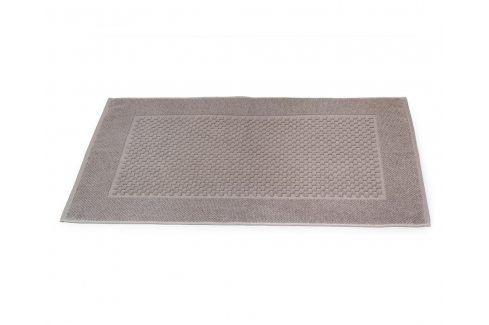Koupelnová předložka Mozaika šedá 50x80 cm bavlna Předložky