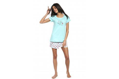 Dámské pyžamo Blogger girl  barevná Akce týdne