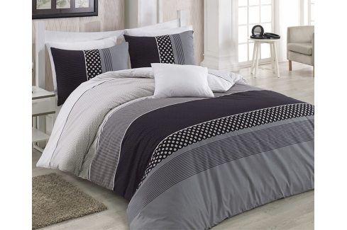 Povlečení Eifel 140x200 jednolůžko - standard bavlna Geometrické vzory