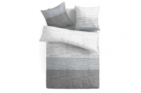 Povlečení Mist 140x200 jednolůžko - standard bavlna Geometrické vzory