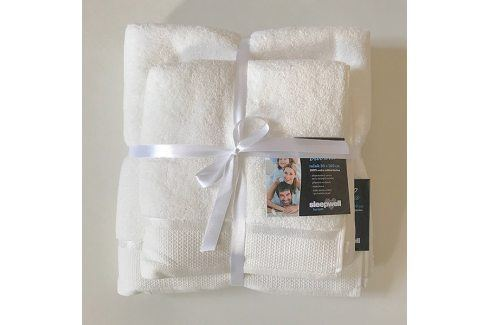 Dárková sada ručníků mikrobavlna ecru Set: 1 ks 50x100 cm a 1 ks 70x140 cm Dvoudílný set Tipy na dárky