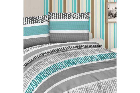 Povlečení Inspiration 140x200 jednolůžko - standard bavlna Geometrické vzory