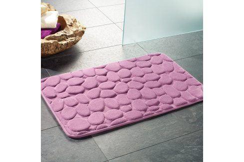Koupelnová předložka London lila 50x80 cm fialová Předložky