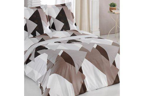 Povlečení Dagur 140x200 jednolůžko - standard bavlna Geometrické vzory
