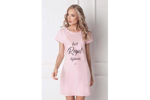 Dámská noční košilka Highness  růžová Dámské noční košilky