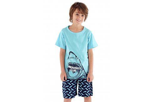 Chlapecké pyžamo Shark  modrá Akce týdne