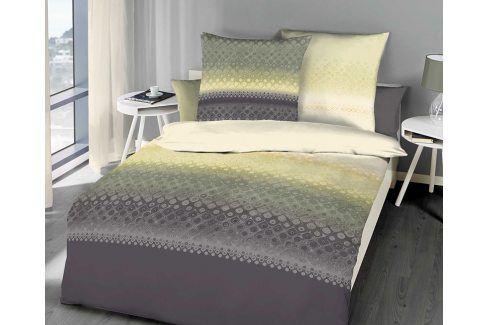 Povlečení Fluent Kiwi 140x200 jednolůžko - standard bavlna Luxusní povlečení