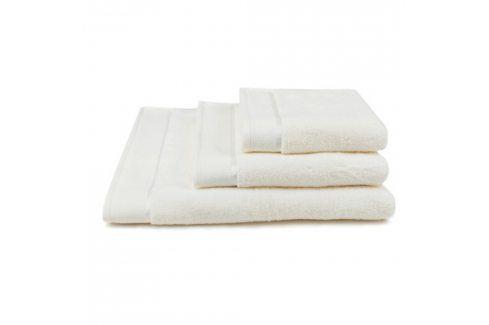 Ručník mikrobavlna Ecru 50x100 cm Ručník Bavlněné ručníky a osušky