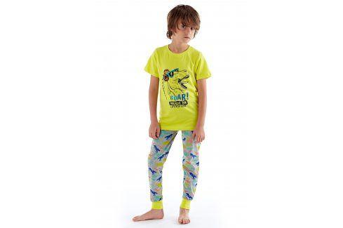Chlapecké pyžamo Roar  barevná Dětská pyžama