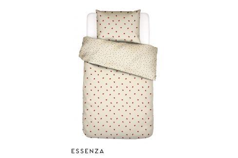 Povlečení  Essenza Home  Ladybug 140x200 jednolůžko - standard bavlněné Luxusní povlečení